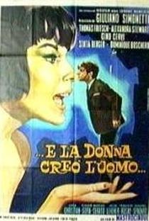 Assistir ...E La Donna Creò L'Uomo Online Grátis Dublado Legendado (Full HD, 720p, 1080p) | Camillo Mastrocinque | 1964