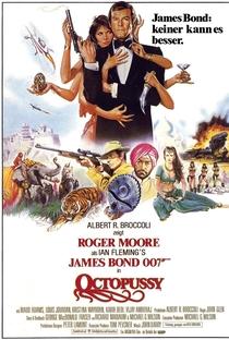 Assistir 007: Contra Octopussy Online Grátis Dublado Legendado (Full HD, 720p, 1080p) | John Glen | 1983