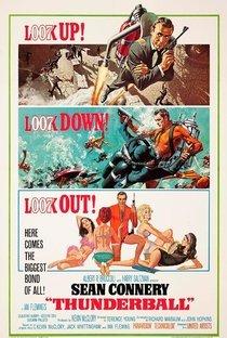 Assistir 007: Contra a Chantagem Atômica Online Grátis Dublado Legendado (Full HD, 720p, 1080p) | Terence Young | 1965