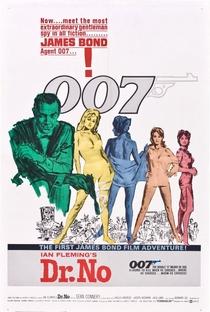 Assistir 007: Contra o Satânico Dr. No Online Grátis Dublado Legendado (Full HD, 720p, 1080p)   Terence Young   1962