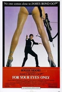 Assistir 007: Somente Para Seus Olhos Online Grátis Dublado Legendado (Full HD, 720p, 1080p) | John Glen | 1981