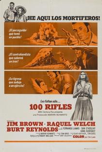 Assistir 100 Rifles Online Grátis Dublado Legendado (Full HD, 720p, 1080p)   Tom Gries   1969