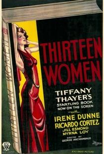 Assistir 13 Mulheres Online Grátis Dublado Legendado (Full HD, 720p, 1080p) | George Archainbaud | 1932