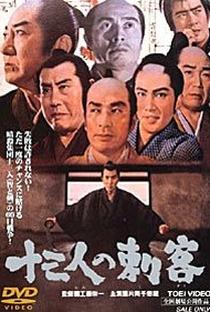 Assistir 13 assassinos Online Grátis Dublado Legendado (Full HD, 720p, 1080p) | Eiichi Kudo | 1963