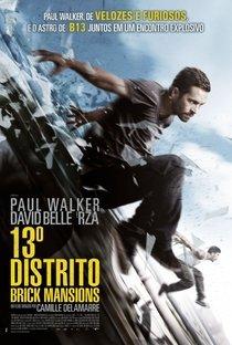 Assistir 13º Distrito Online Grátis Dublado Legendado (Full HD, 720p, 1080p) | Camille Delamarre | 2014