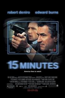 Assistir 15 Minutos Online Grátis Dublado Legendado (Full HD, 720p, 1080p) | John Herzfeld | 2001