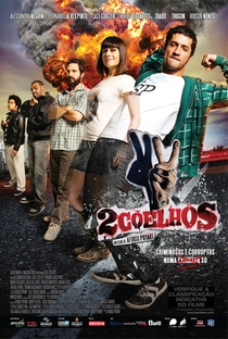 Assistir 2 Coelhos Online Grátis Dublado Legendado (Full HD, 720p, 1080p) | Afonso Poyart | 2012