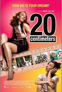 Assistir 20 Centímetros Online Grátis Dublado Legendado (Full HD, 720p, 1080p) | Ramón Salazar | 2005