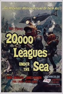 Assistir 20.000 Léguas Submarinas Online Grátis Dublado Legendado (Full HD, 720p, 1080p) | Richard Fleischer | 1954
