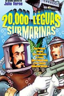 Assistir 20.000 Léguas Submarinas Online Grátis Dublado Legendado (Full HD, 720p, 1080p) | Richard Trueblood | 1954