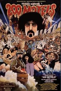 Assistir 200 Motels Online Grátis Dublado Legendado (Full HD, 720p, 1080p) | Frank Zappa