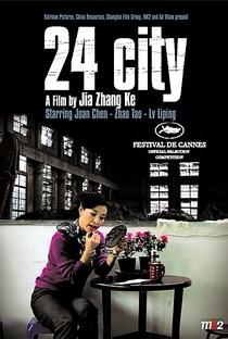 Assistir 24 City Online Grátis Dublado Legendado (Full HD, 720p, 1080p) | Jia Zhang-Ke | 2008