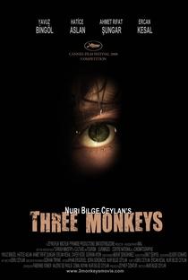 Assistir 3 Macacos Online Grátis Dublado Legendado (Full HD, 720p, 1080p) | Nuri Bilge Ceylan | 2008