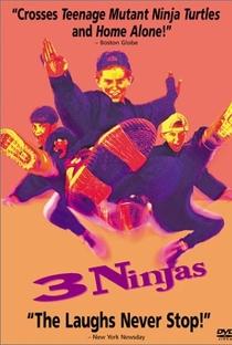 Assistir 3 Ninjas Online Grátis Dublado Legendado (Full HD, 720p, 1080p) | Jon Turteltaub | 1992