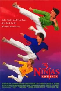 Assistir 3 Ninjas Contra-Atacam Online Grátis Dublado Legendado (Full HD, 720p, 1080p) | Charles T. Kanganis | 1994