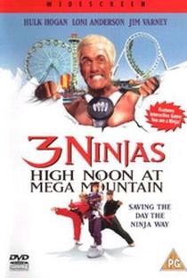 Assistir 3 Ninjas do Barulho Online Grátis Dublado Legendado (Full HD, 720p, 1080p) | Sean McNamara (I) | 1998