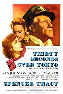 Assistir 30 Segundos Sobre Tóquio Online Grátis Dublado Legendado (Full HD, 720p, 1080p) | Mervyn LeRoy | 1944