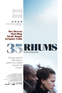 Assistir 35 Doses de Rum Online Grátis Dublado Legendado (Full HD, 720p, 1080p) | Claire Denis | 2008