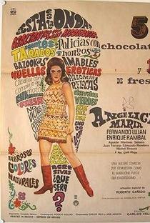 Assistir 5 de Chocolate y 1 de Fresa Online Grátis Dublado Legendado (Full HD, 720p, 1080p) | Carlos Velo | 1968