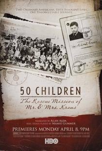 Assistir 50 Crianças: Missão De Resgate Do Sr. E Sra. Kraus Online Grátis Dublado Legendado (Full HD, 720p, 1080p) | Steven Pressman | 2012