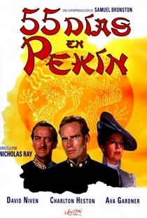 Assistir 55 Dias em Pequim Online Grátis Dublado Legendado (Full HD, 720p, 1080p) | Nicholas Ray (I) | 1963