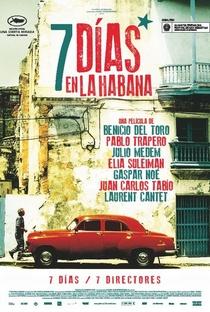 Assistir 7 Dias em Havana Online Grátis Dublado Legendado (Full HD, 720p, 1080p) | Benicio Del Toro