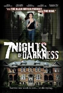 Assistir 7 Nights Of Darkness Online Grátis Dublado Legendado (Full HD, 720p, 1080p) | Allen Kellogg | 2011