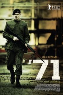 Assistir 71: Esquecido em Belfast Online Grátis Dublado Legendado (Full HD, 720p, 1080p) | Yann Demange | 2014