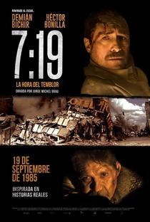 Assistir 7:19 – A Hora do Terremoto Online Grátis Dublado Legendado (Full HD, 720p, 1080p)   Jorge Michel Grau   2016