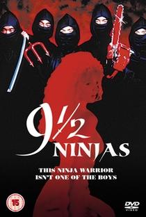 Assistir 9½ Ninjas Online Grátis Dublado Legendado (Full HD, 720p, 1080p) | Aaron Barsky | 1991