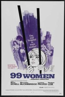 Assistir 99 Mulheres Online Grátis Dublado Legendado (Full HD, 720p, 1080p) | Jesús Franco (I) | 1969