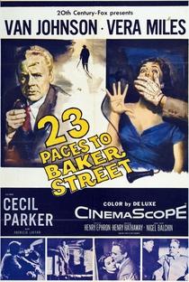 Assistir A 23 Passos da Rua Baker Online Grátis Dublado Legendado (Full HD, 720p, 1080p) | Henry Hathaway | 1956
