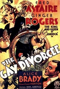 Assistir A Alegre Divorciada Online Grátis Dublado Legendado (Full HD, 720p, 1080p) | Mark Sandrich | 1934