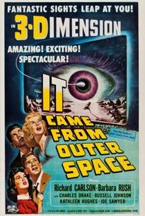Assistir A Ameaça Que Veio do Espaço Online Grátis Dublado Legendado (Full HD, 720p, 1080p) | Jack Arnold (I) | 1953