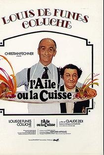 Assistir A Asa ou Coxa Online Grátis Dublado Legendado (Full HD, 720p, 1080p)   Claude Zidi   1976