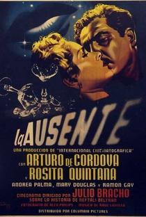 Assistir A Ausente Online Grátis Dublado Legendado (Full HD, 720p, 1080p) | Julio Bracho (I) | 1952
