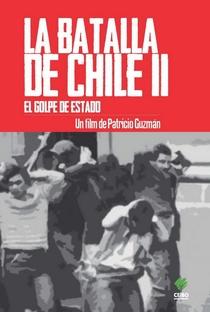 Assistir A Batalha do Chile - Segunda Parte: O golpe de Estado Online Grátis Dublado Legendado (Full HD, 720p, 1080p)   Patricio Guzmán   1976