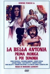 Assistir A Bela Antônia Online Grátis Dublado Legendado (Full HD, 720p, 1080p) | Mariano Laurenti | 1972