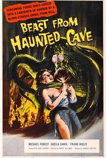 Assistir A Besta da Caverna Assombrada Online Grátis Dublado Legendado (Full HD, 720p, 1080p) | Monte Hellman | 1959