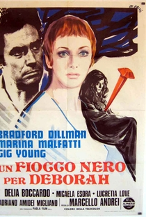 Assistir A Black Ribbon for Deborah Online Grátis Dublado Legendado (Full HD, 720p, 1080p)   Marcello Andrei   1974