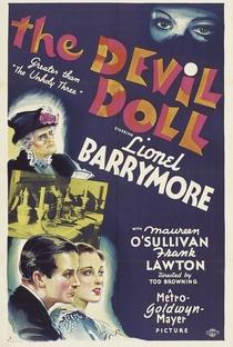 Assistir A Boneca do Diabo Online Grátis Dublado Legendado (Full HD, 720p, 1080p) | Tod Browning | 1936