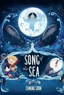 Assistir A Canção do Oceano Online Grátis Dublado Legendado (Full HD, 720p, 1080p) | Tomm Moore | 2014