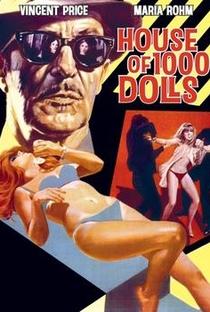 Assistir A Casa das 1000 Bonecas Online Grátis Dublado Legendado (Full HD, 720p, 1080p) | Jeremy Summers (I) | 1967
