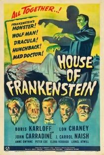 Assistir A Casa de Frankenstein Online Grátis Dublado Legendado (Full HD, 720p, 1080p) | Erle C. Kenton | 1944