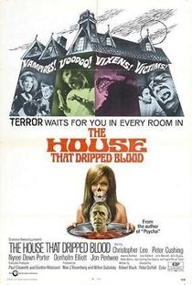 Assistir A Casa que Pingava Sangue Online Grátis Dublado Legendado (Full HD, 720p, 1080p) | Peter Duffell | 1971