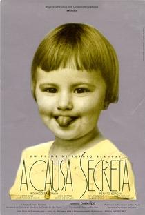 Assistir A Causa Secreta Online Grátis Dublado Legendado (Full HD, 720p, 1080p) | Sergio Bianchi | 1994