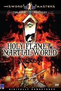 Assistir A Chama Sagrada do Kung-Fu Online Grátis Dublado Legendado (Full HD, 720p, 1080p) | Chin-Ku Lu | 1983