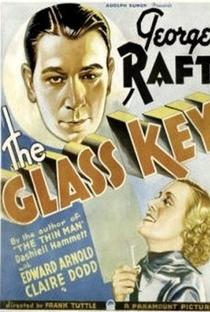 Assistir A Chave de Vidro Online Grátis Dublado Legendado (Full HD, 720p, 1080p) | Frank Tuttle (I) | 1935