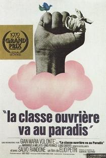 Assistir A Classe Operária Vai ao Paraíso Online Grátis Dublado Legendado (Full HD, 720p, 1080p) | Elio Petri | 1971