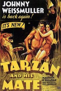 Assistir A Companheira de Tarzan Online Grátis Dublado Legendado (Full HD, 720p, 1080p) | Cedric Gibbons (I)